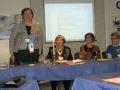2014-10 Piirikokous Pieksamaki N, Merja R piirin siht