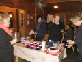 2014-12 Kulttuurikokemuksia, joulupuuroa ja -kahvia N